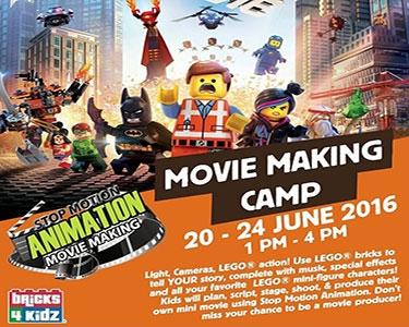 Bricks 4 Kidz Summer Camp 2016