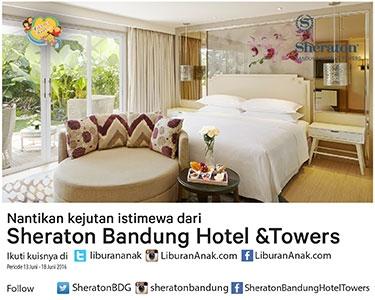 Quiz #LiburCeriaSBHT bersama Sheraton Bandung