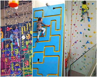 Bremgra Indoor Climbing Gym