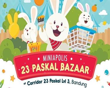 Miniapolis 23 Paskal Bazaar