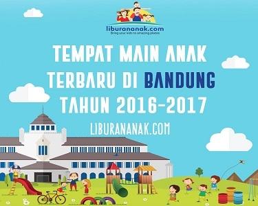 Tempat Main Anak di Bandung