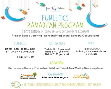 Funletics Ramadhan Program