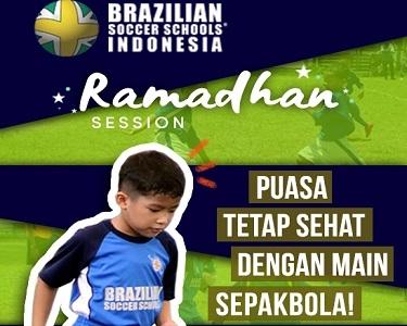 Brazilian Soccer Schools Ramadhan Session
