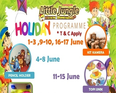 Holiday Programme with Little Jungle