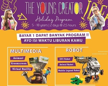 The Young Creator with DigiKidz