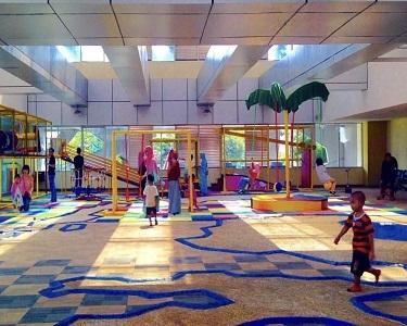 Perpustakaan Umum DKI Jakarta Taman Ismail Marzuki