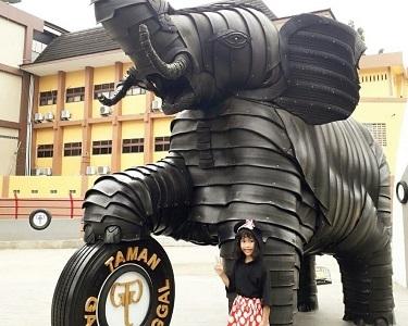 Taman Gajah Tunggal Tangerang