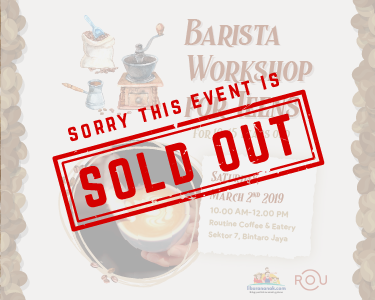 Barista Workshop for Teens