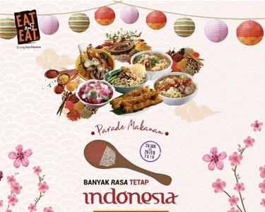"""Festival Kuliner """"Banyak Rasa Tetap Indonesia"""""""
