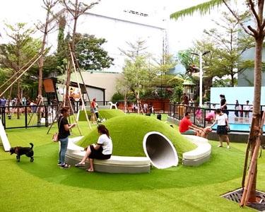 Paws Dog's Dream Park