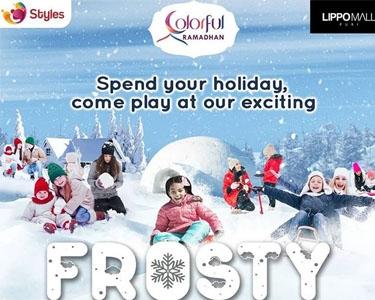 Frosty Playland Lippo Mall Puri