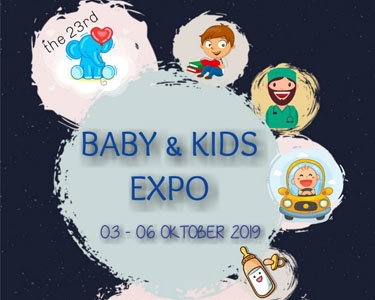 The 23rd Baby and Kids expo 2019