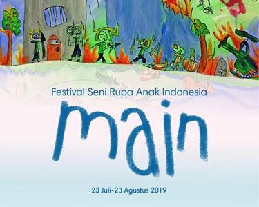 Festival Seni Rupa Anak Indonesia