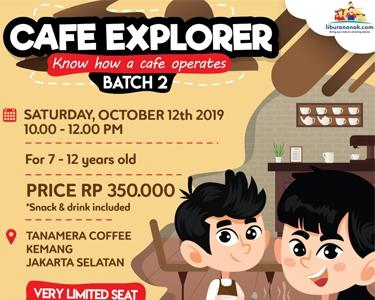 Cafe Explorer Batch 2