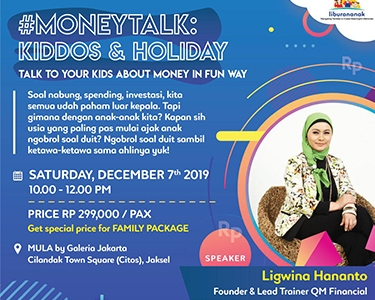 Money Talk: Kiddos and Holiday