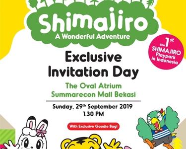 Shimajiro Wonderful Adventure