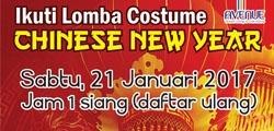 Lomba Costume Chinese New Year