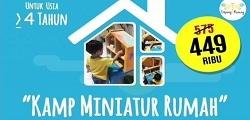 Kamp Miniatur Rumah