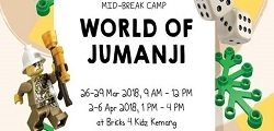 World Of Jumanji