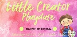 Little Creator Playdate