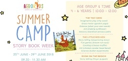 Summer Camp with Aerokids Playschool