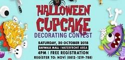 Halloween Cupcake Decorating Contest at Baywalk Mall