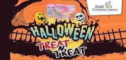 Halloween Treat n Treat at Mall Cipinang Indah