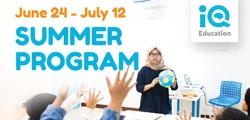 Summer Program IQ Education