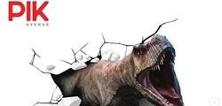 Dinosaurs City Invasion