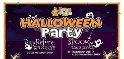Halloween Party di AEON Mall Jakarta Garden City