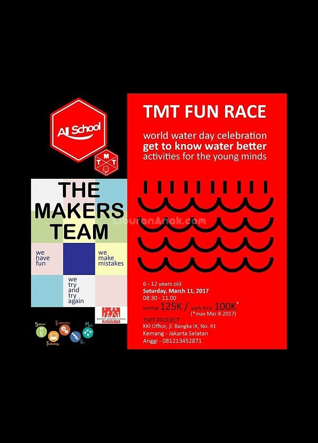 the makers team tmt project kids parents events