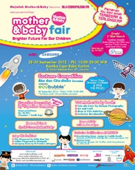 Mother & Baby Fair 2012