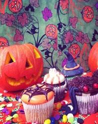 Cupcakes & Co Halloween Cupcake Class