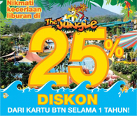 Promo Diskon The Jungle
