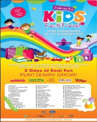 Jakarta Kids Festival 2012