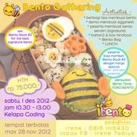 Bento Gathering - Jakarta