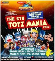 The 5th Toyz Mania 2012