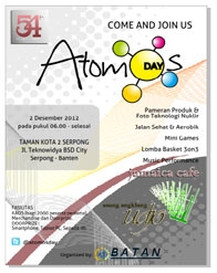 Atomos Day! More than just a Nuclear Exhibition!