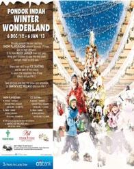 Pondok Indah Winter Wonderland