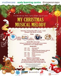 My Christmas Musical Melody