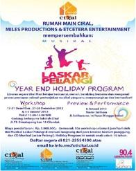 Laskar Pelangi Year End #HolidayProgram