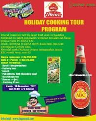 Holiday Cooking Tour Program with Kecap ABC #HolidayProgram