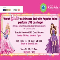 Barbie at Kota Kasablanka