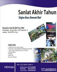 Pesantren Kilat Daarut Tauhid #HolidayProgram #Bandung