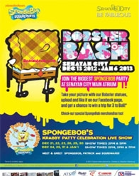 BOBSTER BASH: Spongebob's Krabby Patty Celebration