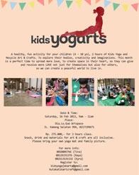 Kids YogArts