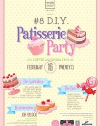 #8 DIY Patisserie Party