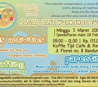 Jagad Alit Workshop Event