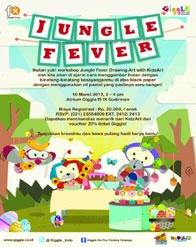 Giggle Jungle Fever Fun Drawing