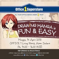 Drawing Manga is Fun and Easy
